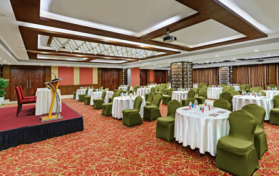 Grandeur - The Banquet Hall